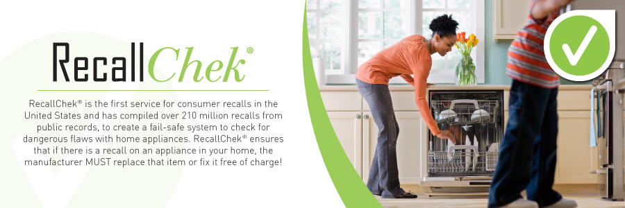 Free RecallChek with all Blaine, Twin City Home Inspections